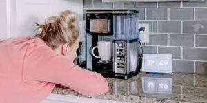 NINJA KITCHEN COFFEE MAKER