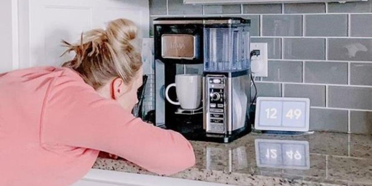 NINJA KITCHEN COFFEE MAKER