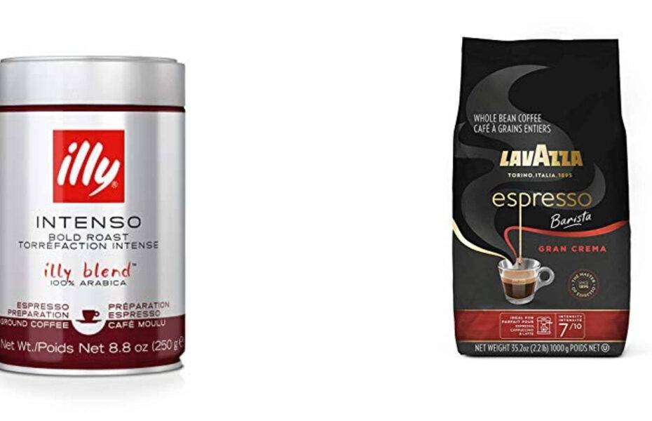 Illy vs. Lavazza Coffee Review