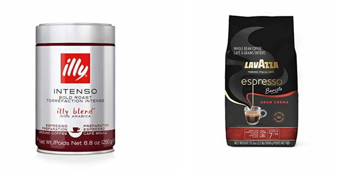 Illy vs Lavazza Coffee Review
