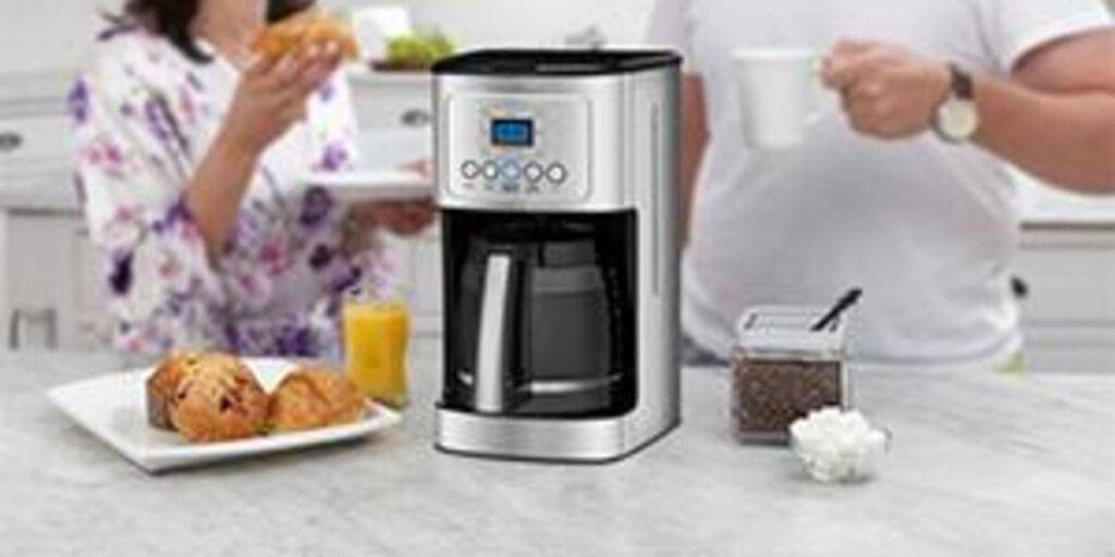 The Cuisinart Coffee Maker Troubleshoot – Guide