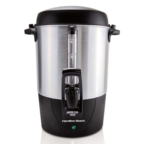 Hamilton Beach 45 Cup Fast Brew Coffee Urn