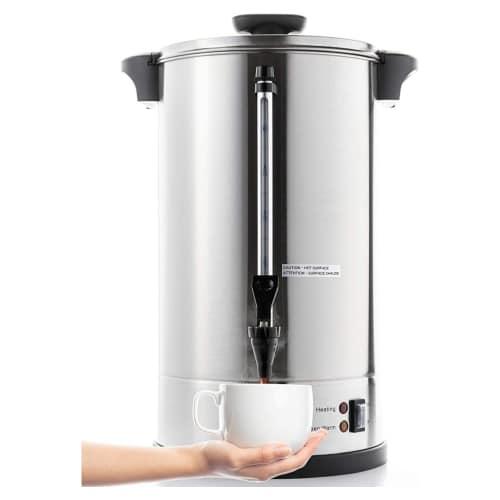 SYBO RCM016S-16B Commercial Grade Coffee Maker Urn