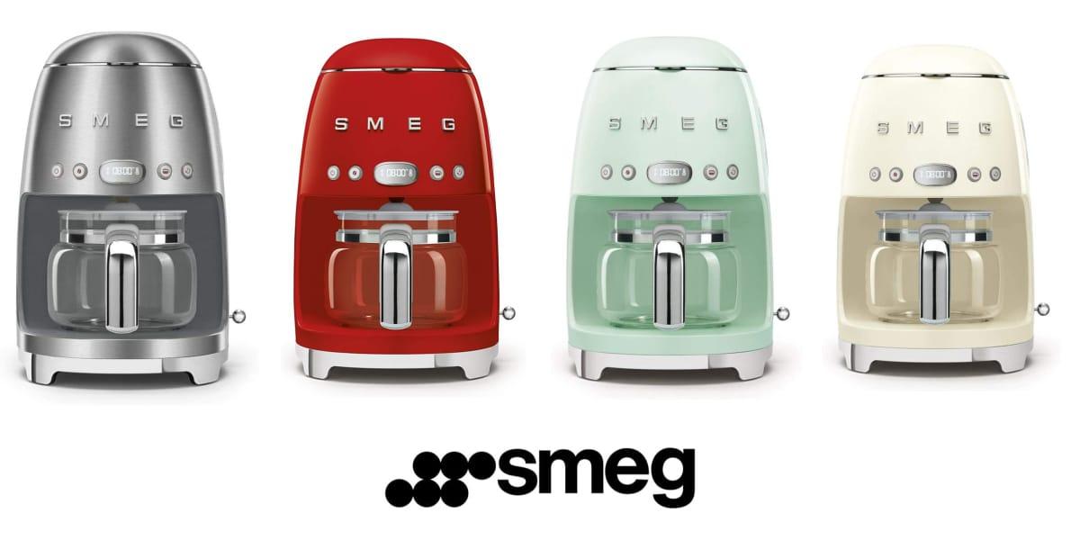 Smeg Coffee Maker (1)
