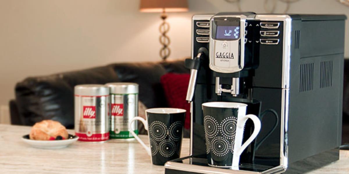 The Gaggia Anima Coffee Espresso Machine Review