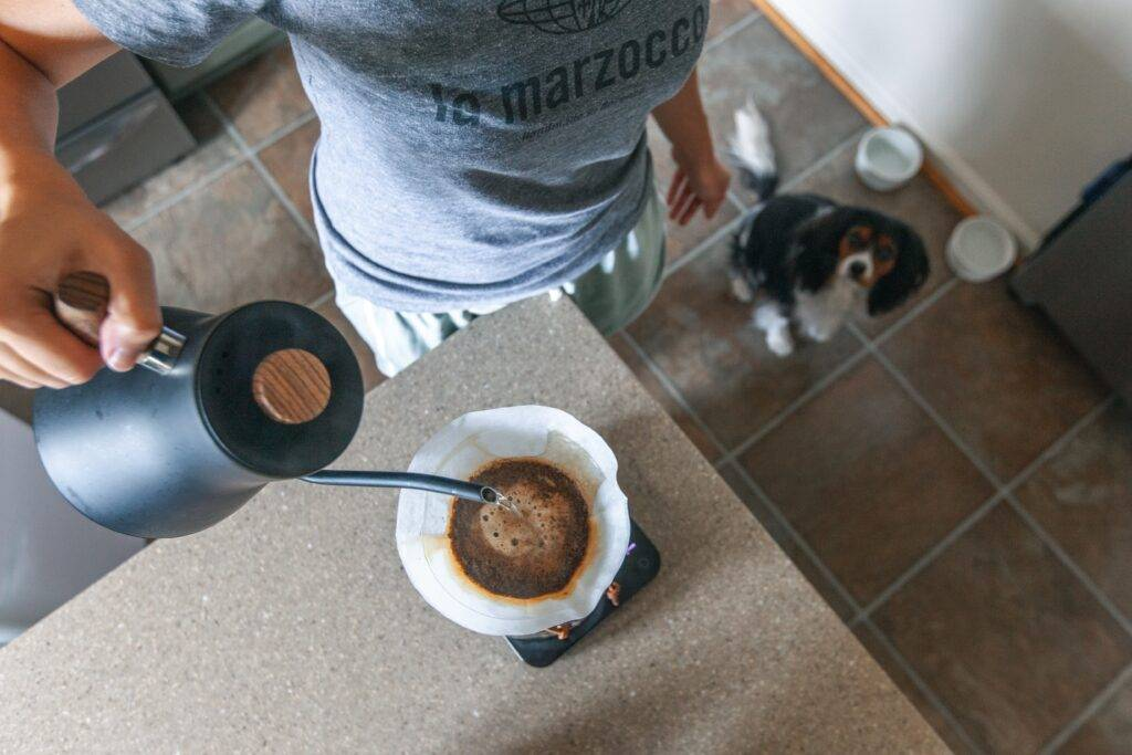 Coffee Degassing: What it is and Why it Matters
