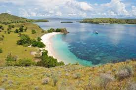 The island of Flores