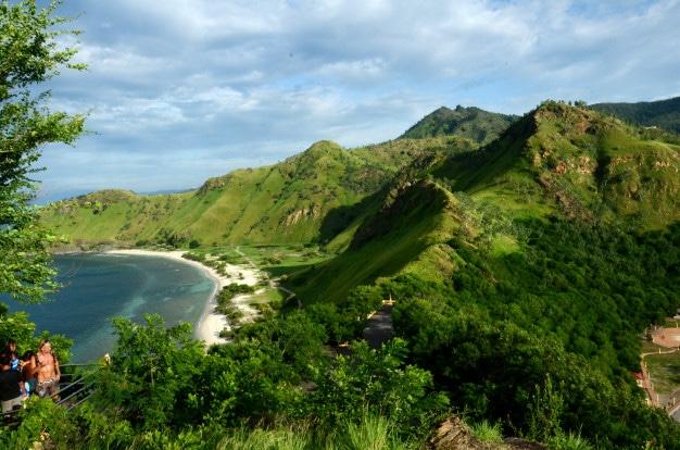 hill beach timor leste 8097 23