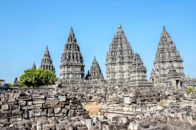 prambanan temple yogyakarta java island indonesia 36076 546