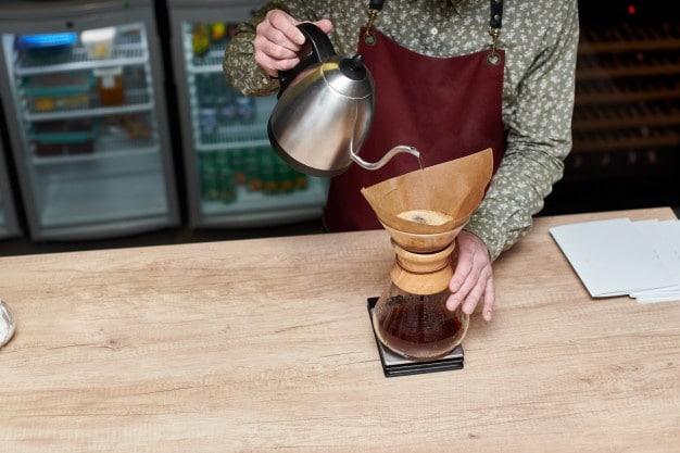 Chemex coffee filter
