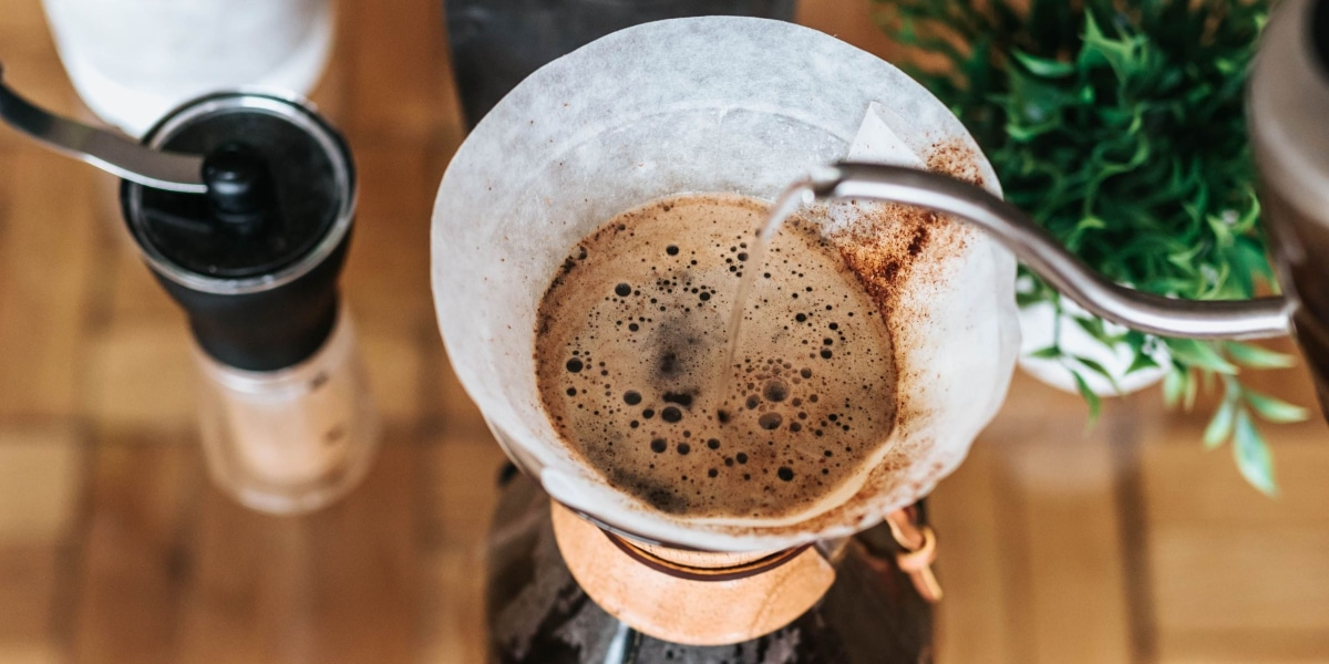 How to Use a Chemex Coffee Maker: Tried & True Way to Brew Pour Over Coffee