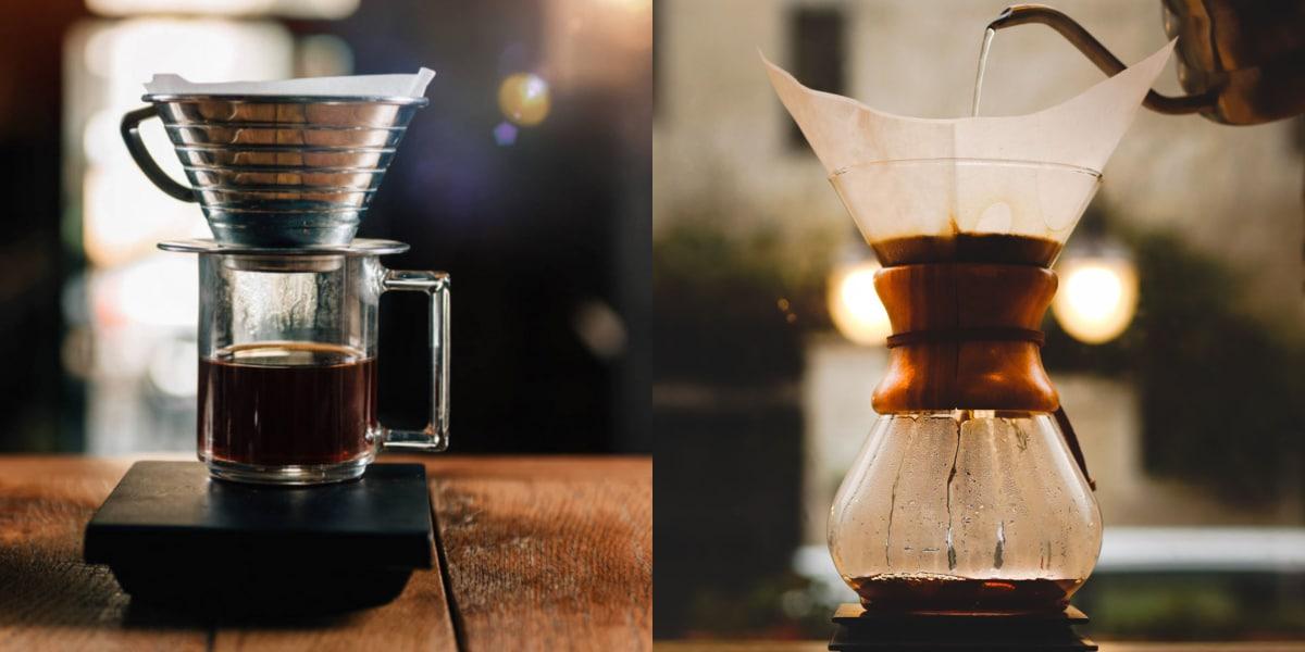 Kalita Pour Over Methods vs Chemex Coffee Maker